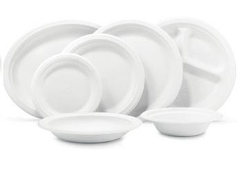 ظروف یک بار مصرف پلاستیکی